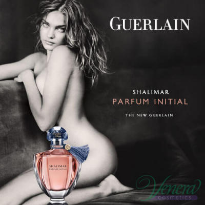 Guerlain Shalimar Parfum Initial EDP 100ml за Жени БЕЗ ОПАКОВКА За Жени