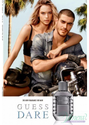 Guess Dare EDT 30ml για άνδρες Men's Fragrance