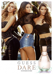 Guess Dare Body Lotion 200ml για γυναίκες Women's face and body products