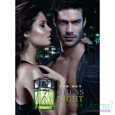 Guess Night Access EDT 50ml pentru Bărbați fără de ambalaj Products without package