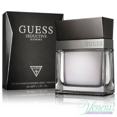 Guess Seductive Homme EDT 100ml pentru Bărbați Men's Fragrance
