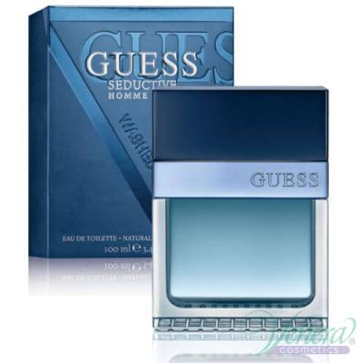 Guess Seductive Homme Blue EDT 30ml за Мъже Мъжки Парфюми