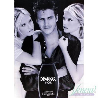 Guy Laroche Drakkar Noir EDT 100ml за Мъже Without Package Мъжки Парфюми