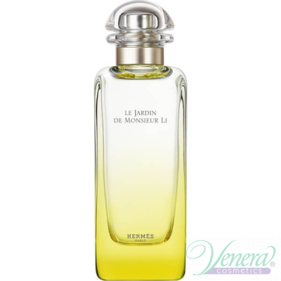 Hermes Le Jardin de Monsieur Li EDT 100ml for Men and Women Without Package Products without package