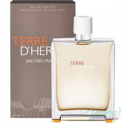 Hermes Terre D'Hermes Eau Tres Fraiche EDT 125ml for Men Men's Fragrance
