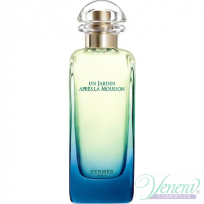 Hermes Un Jardin Apres La Mousson EDT 100ml for Men and Women Without Package Products without package