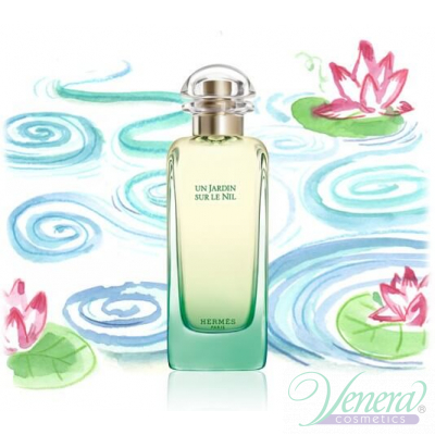 Hermes Un Jardin Sur Le Nil EDT 50ml for Men and Women Women's Fragrance