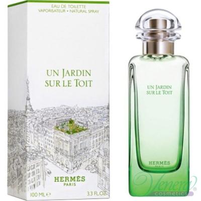 Hermes Un Jardin Sur Le Toit EDT 100ml за Мъже и Жени Унисекс Парфюми