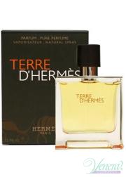 Hermes Terre D'Hermes Pure Parfum 200ml για άνδρες Ανδρικά Αρώματα