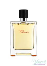 Hermes Terre D'Hermes EDT 100ml για άνδρες ασυσκεύαστo  Αρσενικά Αρώματα Χωρίς Συσκευασία