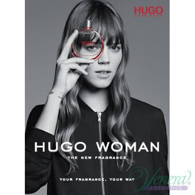 Hugo Boss Hugo Woman Eau de Parfum EDP 50ml за Жени Дамски Парфюми