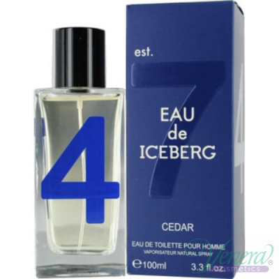 Iceberg Eau de Iceberg Cedar EDT 100ml за Мъже