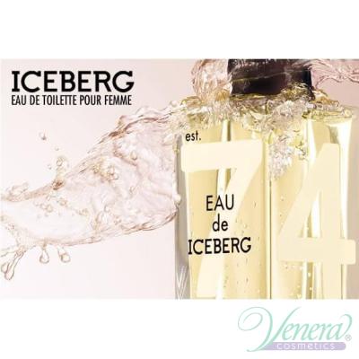 Iceberg Eau de Iceberg Pour Femme EDT 100ml за Жени Дамски Парфюми
