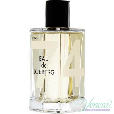 Iceberg Eau de Iceberg Pour Femme EDT 100ml за Жени БЕЗ ОПАКОВКА