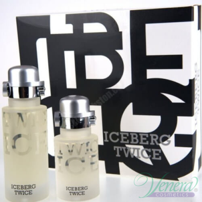 Iceberg Twice Set (EDT 125ml + AS Lotion 75ml) για άνδρες