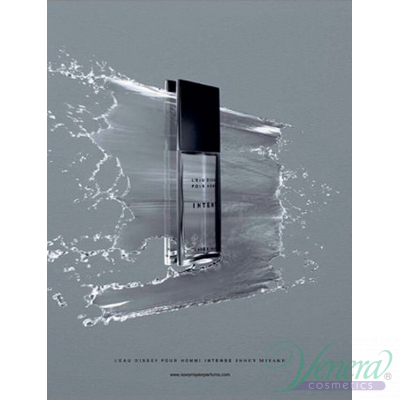 Issey Miyake L'Eau D'Issey Pour Homme Intense EDT 125ml for Men Without Package Products without package