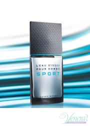 Issey Miyake L'Eau D'Issey Pour Homme Sport EDT 50ml για άνδρες Ανδρικά Αρώματα