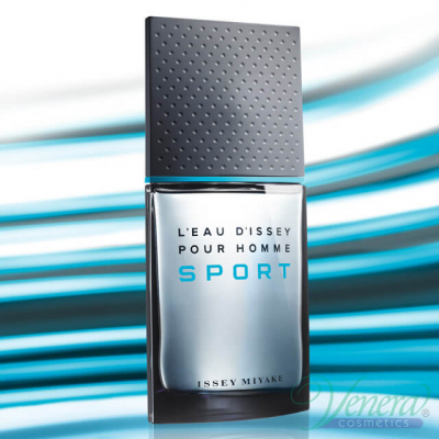 Issey Miyake L'Eau D'Issey Pour Homme Sport EDT 100ml за Мъже Мъжки Парфюми