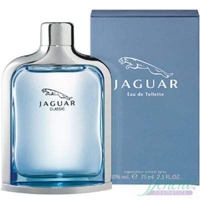 Jaguar Classic Blue EDT 100ml за Мъже Мъжки Парфюми