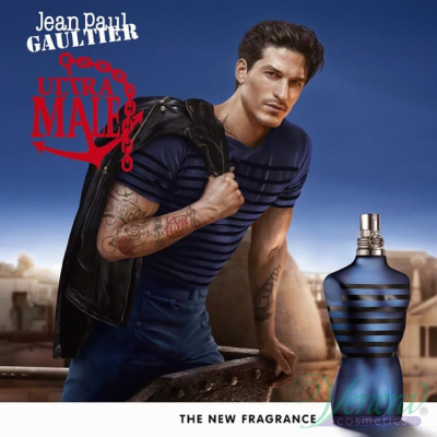 Jean Paul Gaultier Ultra Male EDT 75ml за Мъже Мъжки Парфюми
