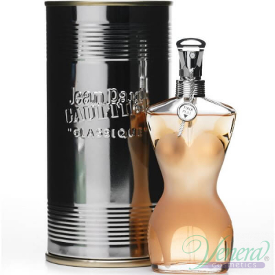 Jean Paul Gaultier Classique EDT 50ml for Women Women's Fragrance