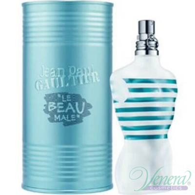 Jean Paul Gaultier Le Beau Male EDT 125ml за Мъже