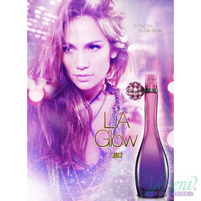 Jennifer Lopez L.A. Glow EDT 50ml за Жени