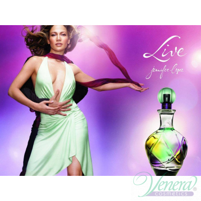 Jennifer Lopez Live EDP 100ml за Жени