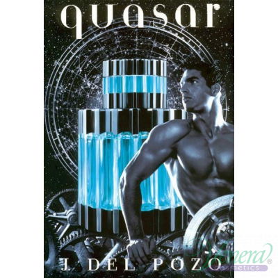 Jesus Del Pozo Quazar EDT 125ml за Мъже Мъжки Парфюми