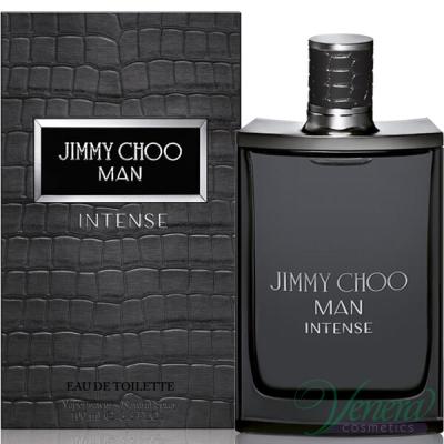 Jimmy Choo Man Intense EDT 100ml за Мъже