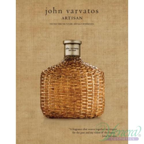 John Varvatos Artisan EDT 125ml for Men