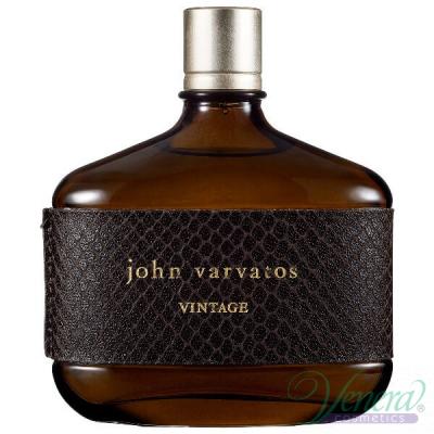 John Varvatos Vintage EDT 125ml за Мъже БЕЗ ОПАКОВКА Мъжки Парфюми без опаковка
