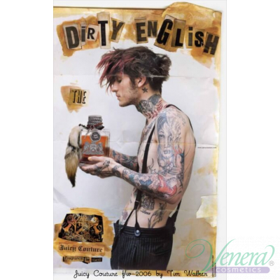 Juicy Couture Dirty English EDT 100ml за Мъже Мъжки Парфюми