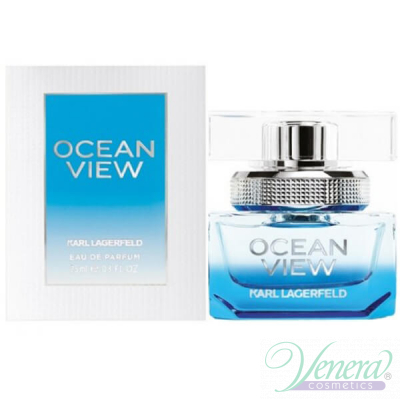 Karl Lagerfeld Ocean View EDP 25ml за Жени Дамски Парфюми