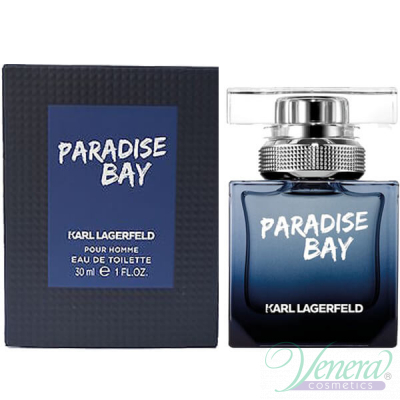 Karl Lagerfeld Paradise Bay EDT 30ml за Мъже Мъжки Парфюми