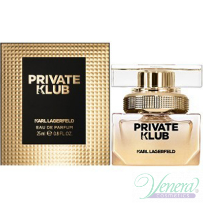 Karl Lagerfeld Private Klub EDP 25ml за Жени