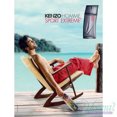 Kenzo Pour Homme Sport Extreme EDT 100ml за Мъже Мъжки Парфюми