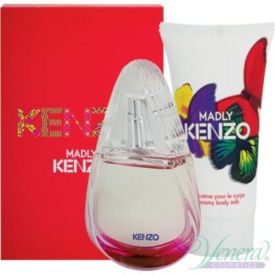 Kenzo Madly Kenzo! Комплект (EDT 30ml + Body Milk 50ml) за Жени Дамски Комплекти