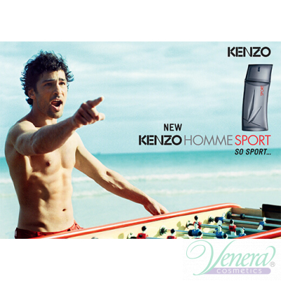 Kenzo Pour Homme Sport EDT 100ml for Men Without Package Products without package