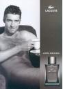 Lacoste Pour Homme EDT 100ml за Мъже БЕЗ ОПАКОВКА За Мъже