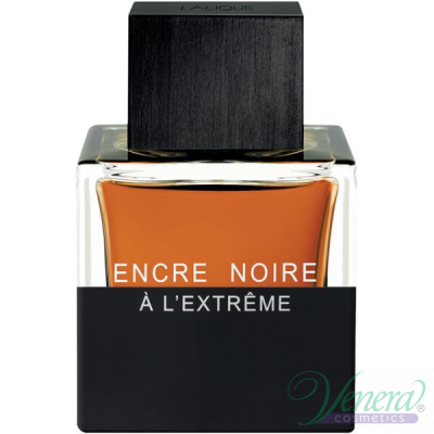 Lalique Encre Noire A L'Extreme EDP 100ml for Men Without Package Products without package