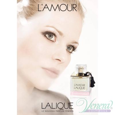 Lalique L'Amour EDP 100ml за Жени Дамски Парфюми