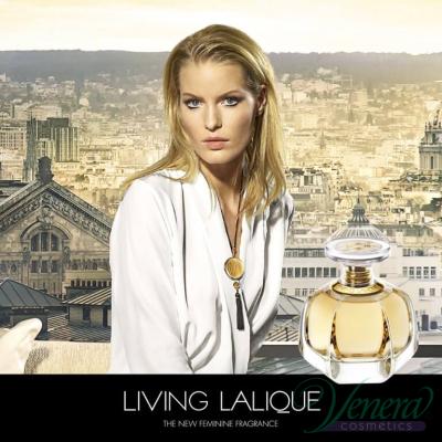Lalique Living EDP 100ml за Жени БЕЗ ОПАКОВКА Дамски Парфюми без опаковка