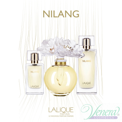 Lalique Nilang Комплект (EDP 100ml + SG 100ml) за Жени Дамски Комплекти