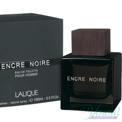 Lalique Encre Noire EDT 100ml for Men Men's Fragrance
