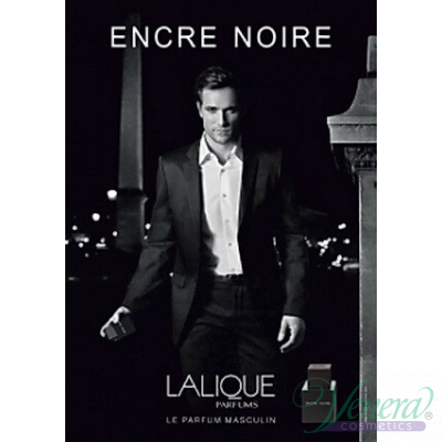 Lalique Encre Noire EDT 100ml for Men Without Package Products without package