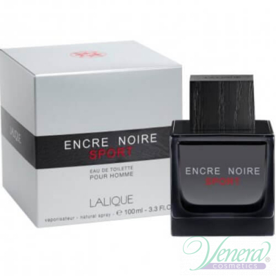 Lalique Encre Noire Sport EDT 50ml for Men Men's Fragrance