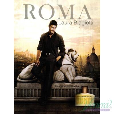 Laura Biagiotti Roma Uomo EDT 75ml за Мъже За Мъже