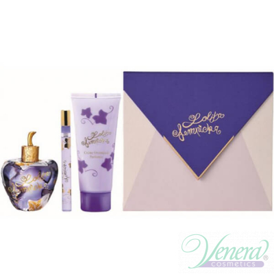 Lolita Lempicka Комплект (EDP 100ml + EDP 7ml + Body Cream 100ml) за Жени Дамски Комплекти