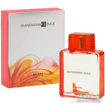 Mandarina Duck Man EDT 100ml за Мъже БЕЗ ОПАКОВКА Мъжки Парфюми без опаковка